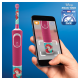Oral-B Vitality 100 Kids Princess CLS - Kompatibel mit der Disney Magic Timer App von Oral-B